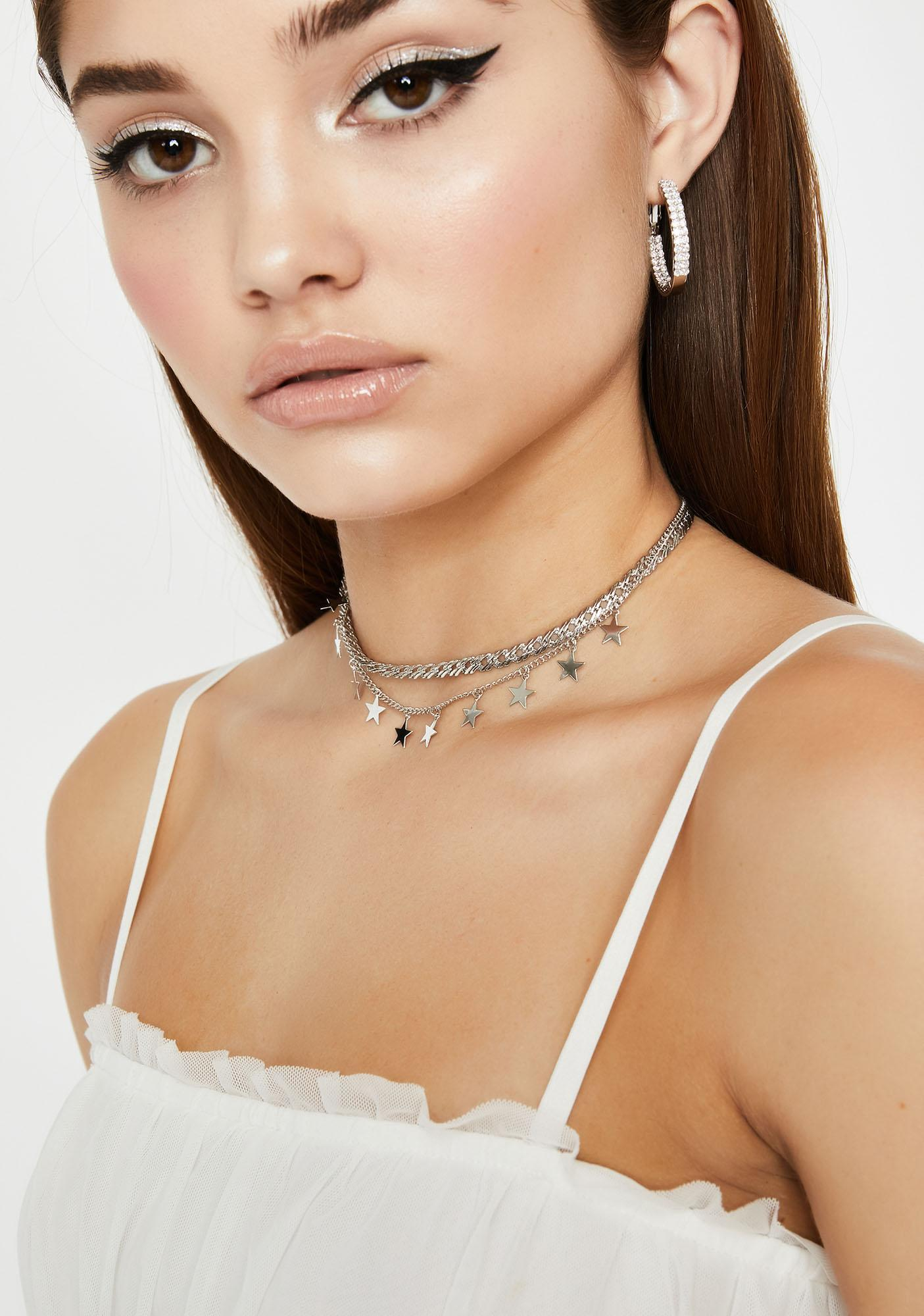 Written In The Stars Chain Necklace