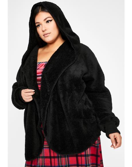 Soft Girl Szn Plush Jacket