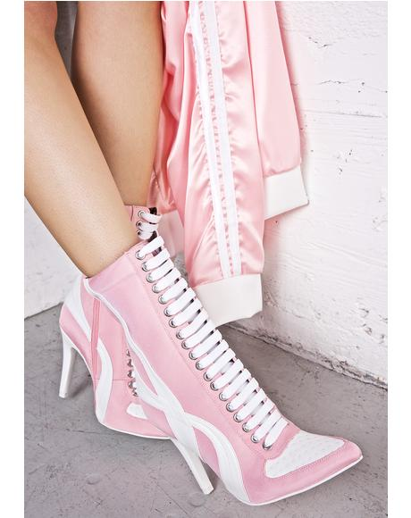 Princess Player Slayer Boots