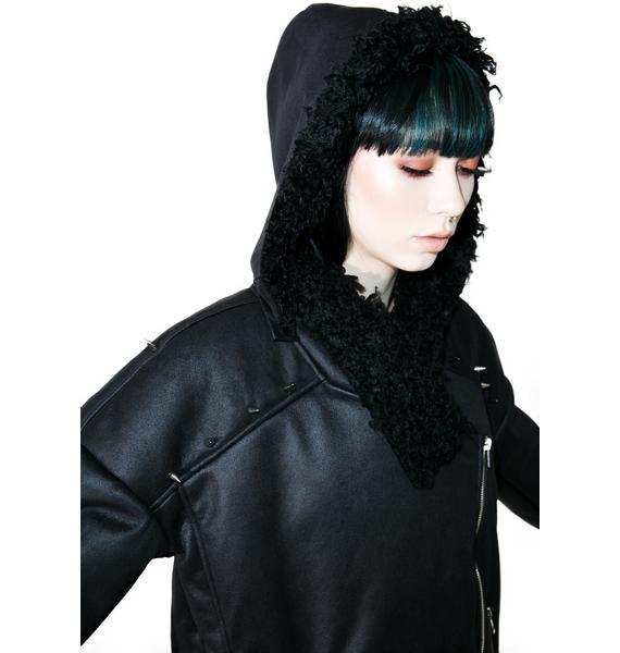 One Teaspoon Desert Ranger Fur Coat