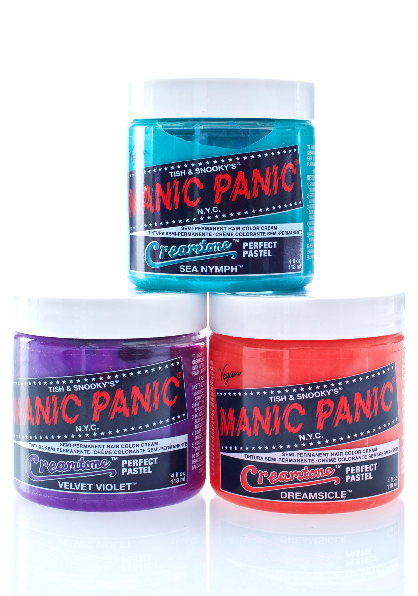 Manic Panic Sea Nymph Creamtone Hair Dye