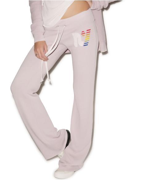 RY Classic Rainbow BF Sweats