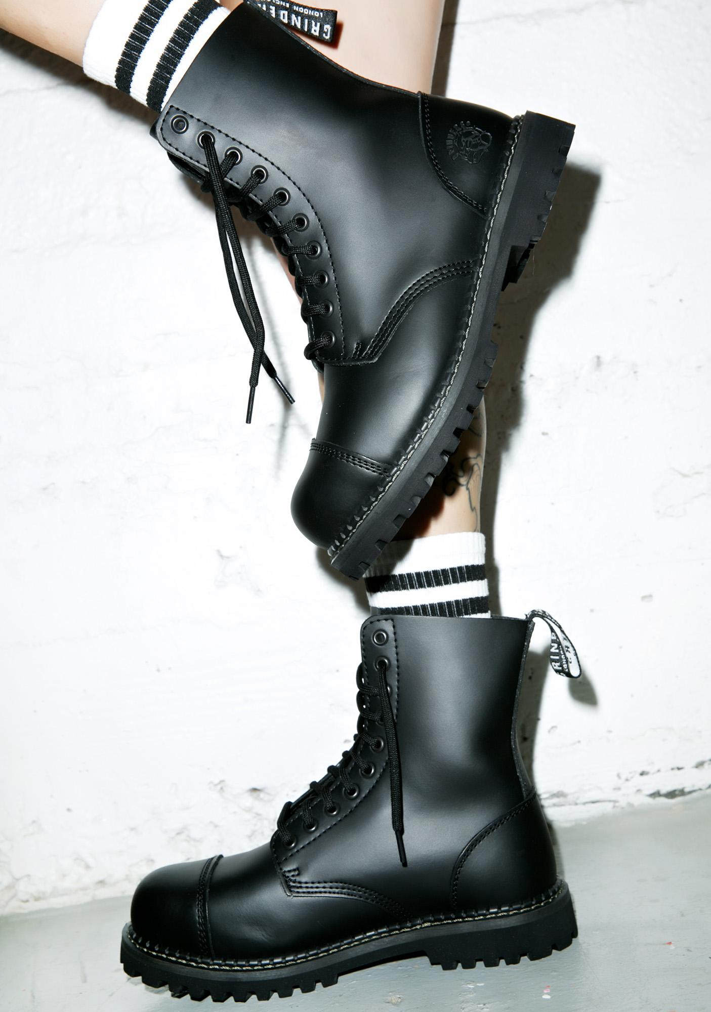 Grinders Stag Boots