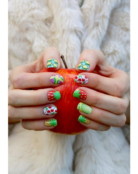 Feelin' Fruity Nail Wraps