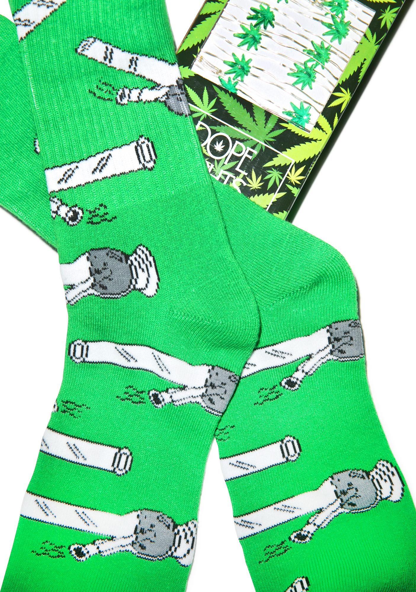 40s & Shorties Bong Socks