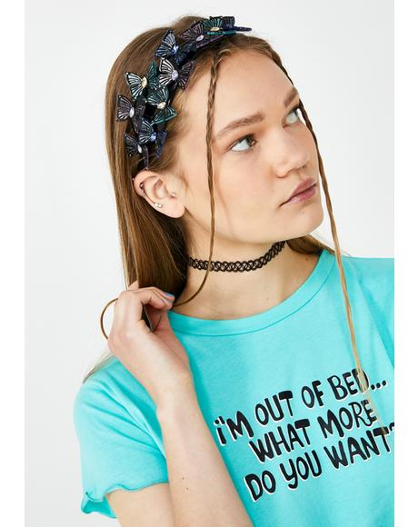 My Metamorphosis Butterfly Headband