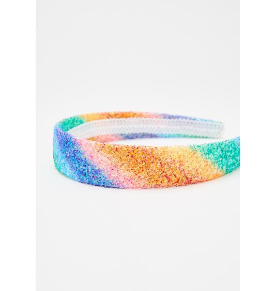 Bright N' Beamin' Glitter Headband