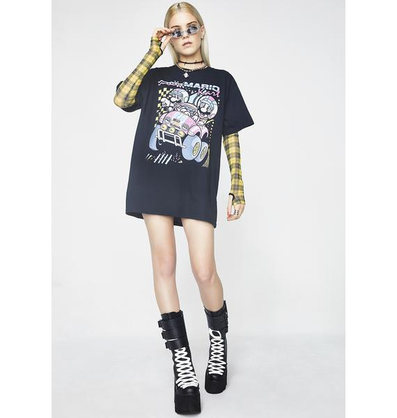 Game Over Graphic Tee