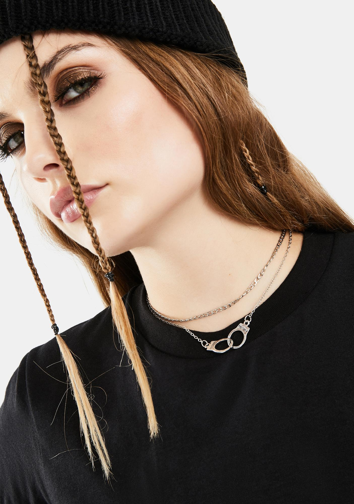 Cause Trouble Chain Choker