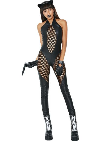 Cat Scratch Fever Costume