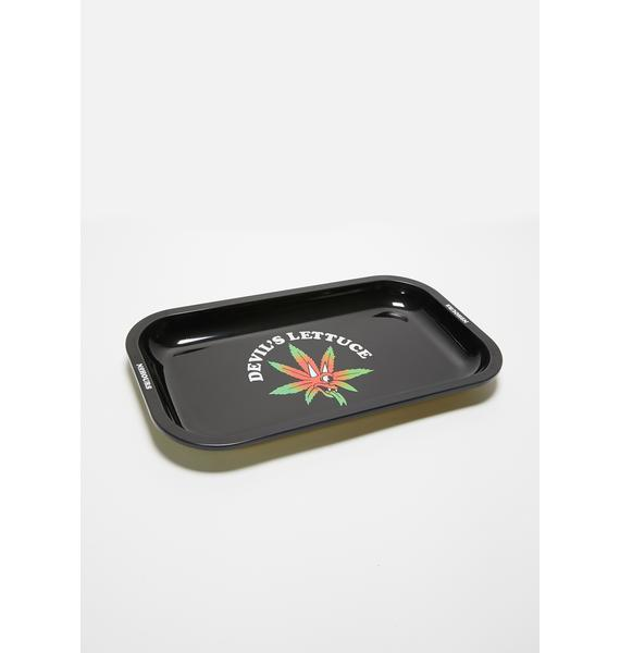 No Hours Devil's Lettuce Coin Tray