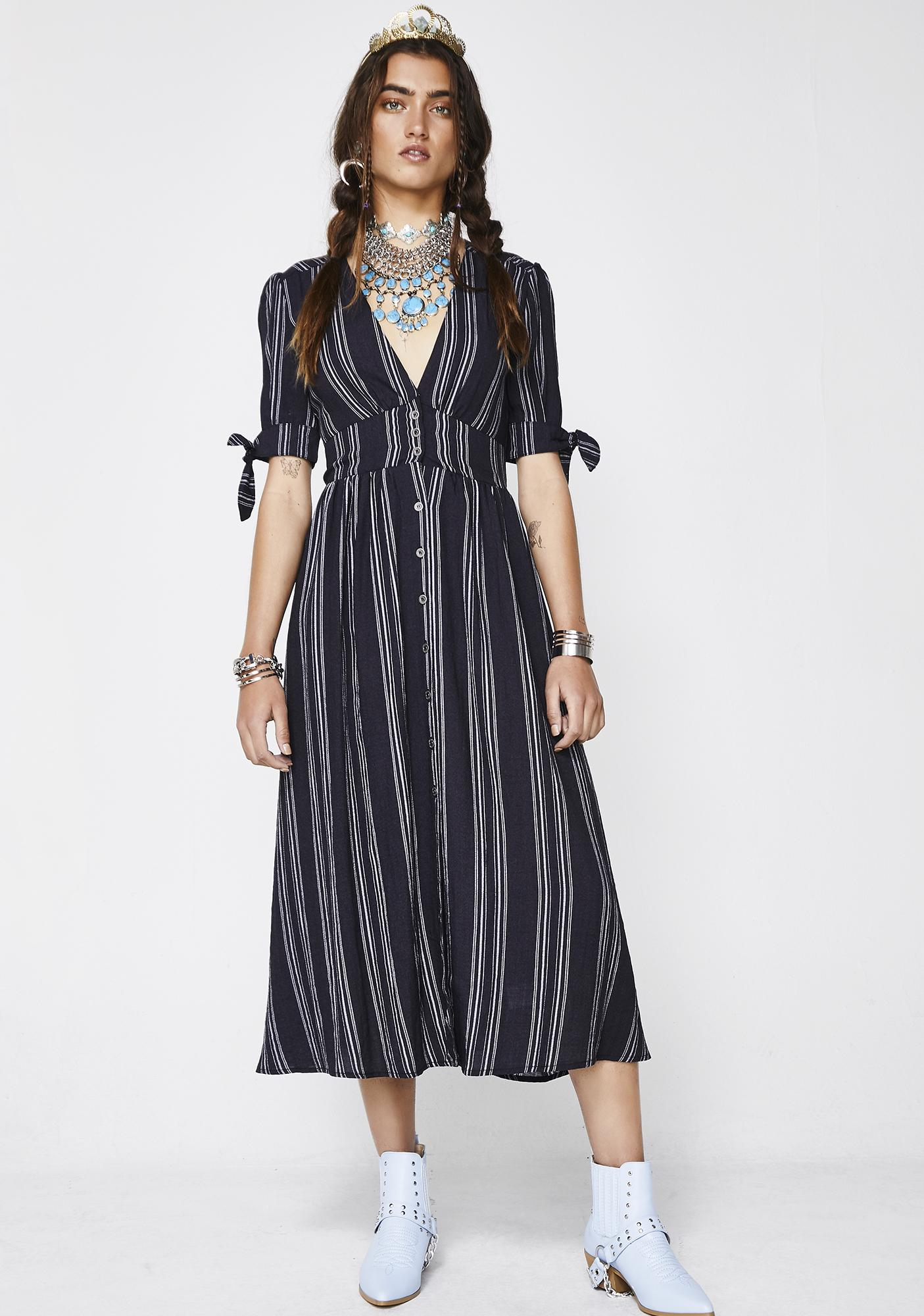 Lira Clothing Maverick Midi Dress