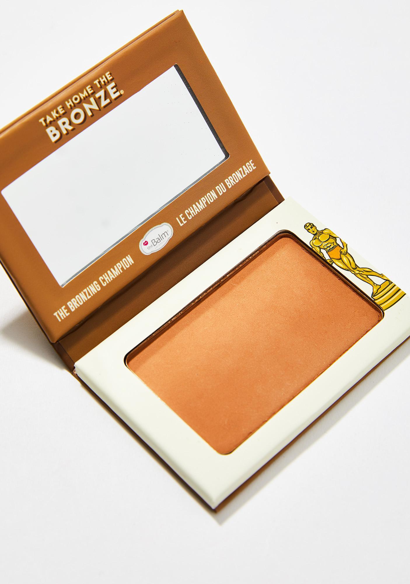 The Balm Thomas Take Home The Bronze Anti-Orange Bronzer