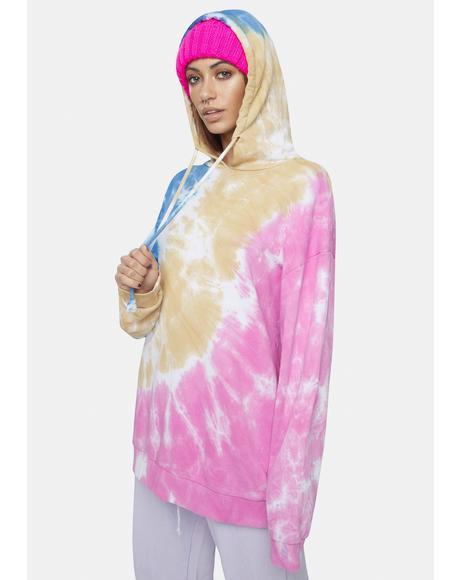Next Journey Tie Dye Hoodie