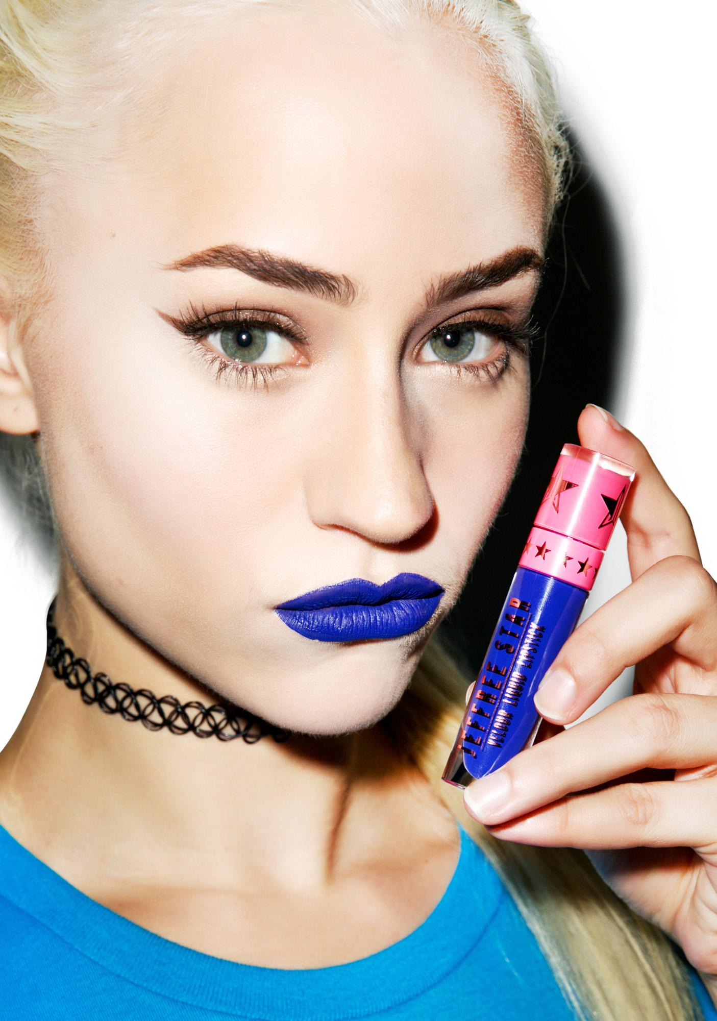 Jeffree Star Blue Velvet Liquid Lipstick