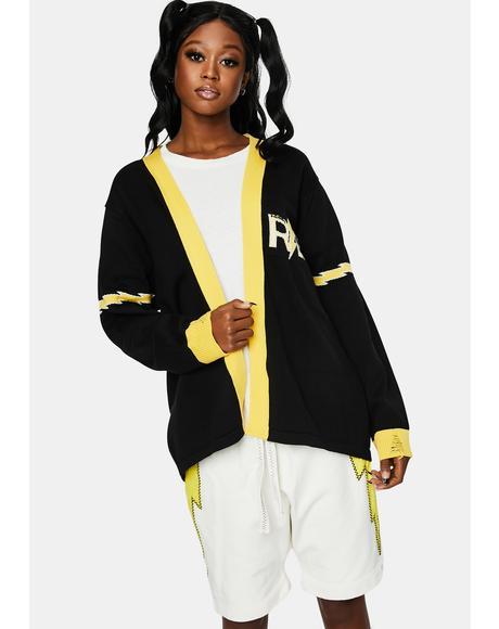 RB Varsity Cardigan