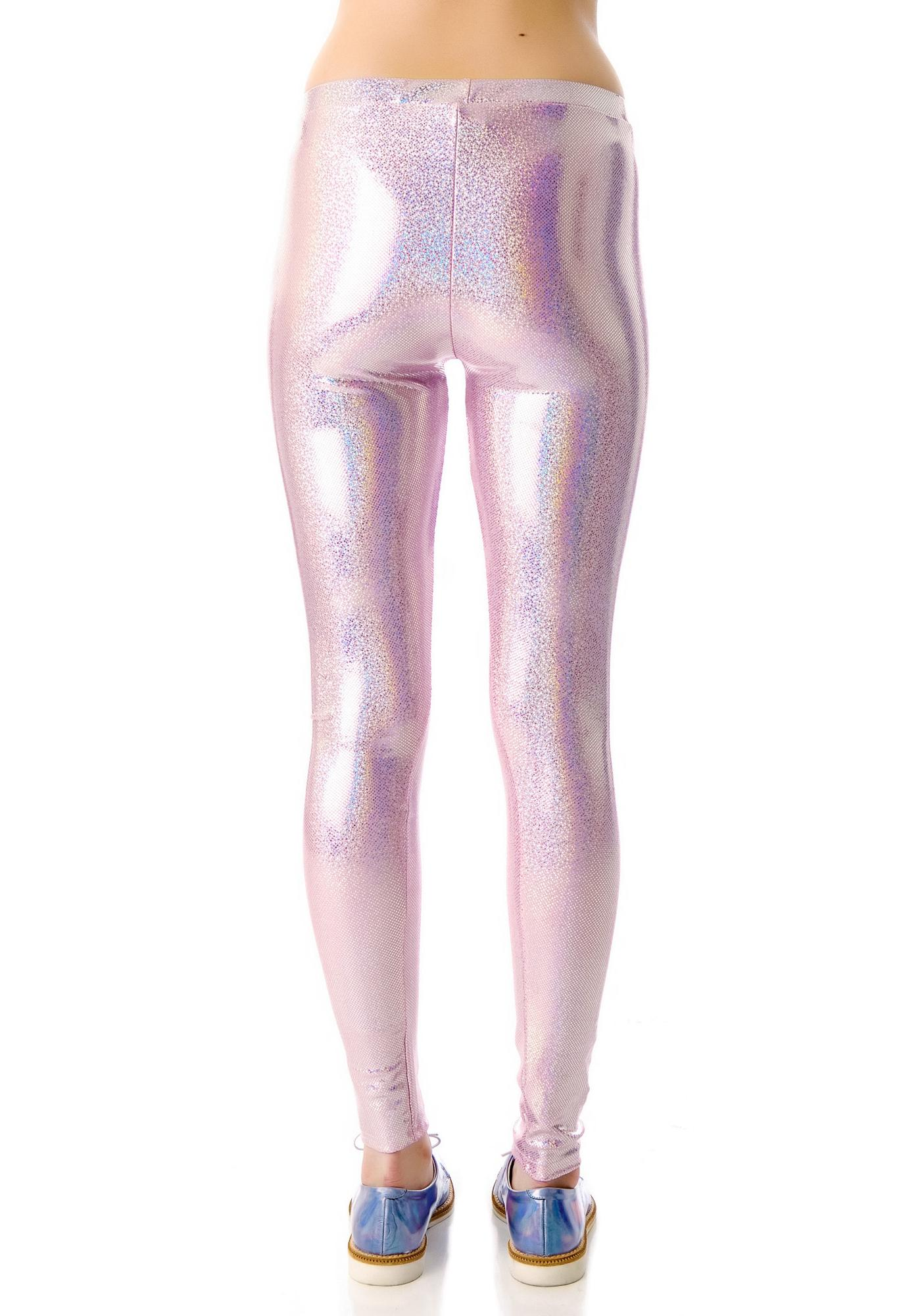 Tentacle Threads Sparkle Leggings