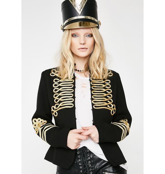 Glamorous Marching Band Jacket