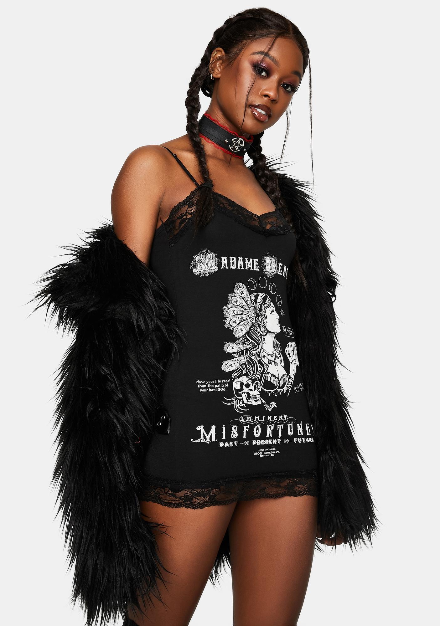 Se7en Deadly Misfortune Cami Dress