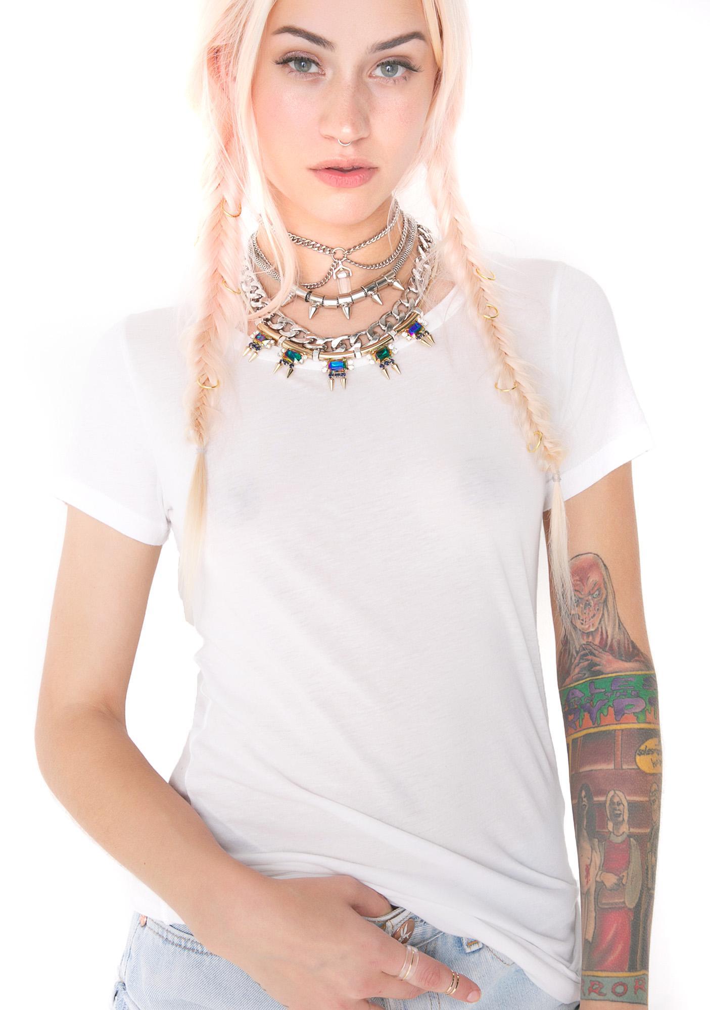Cygnus Layered Necklace