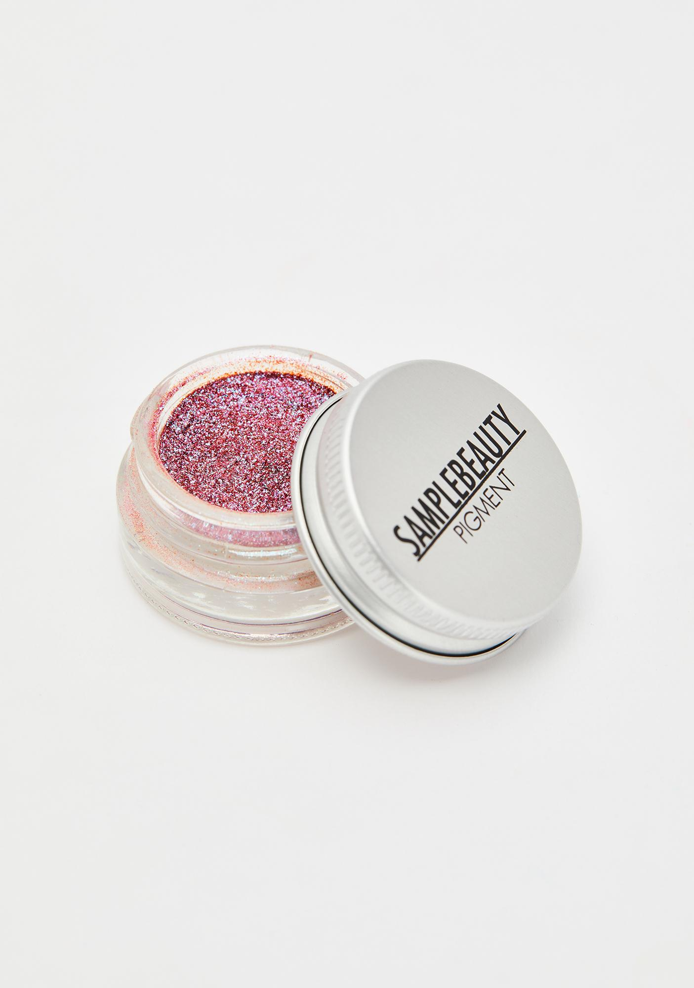 Sample Beauty CandyCane Loose Eyeshadow Pigment