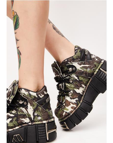 Can't See Me Camo Boots