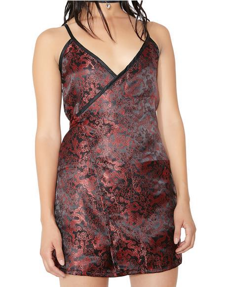 Feng Wrap Dress