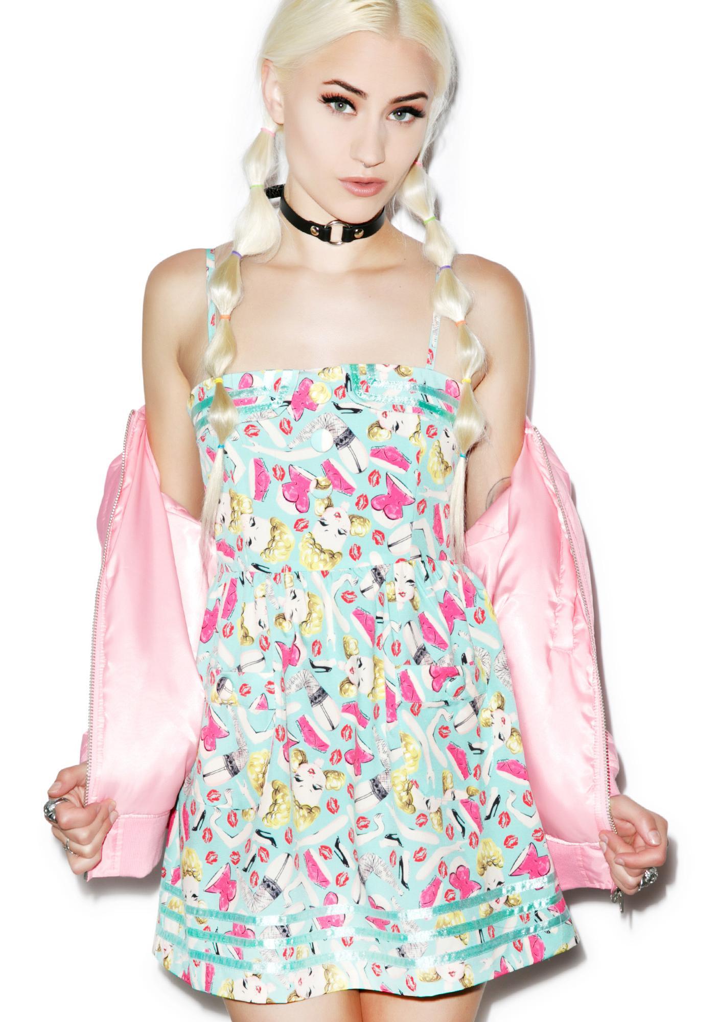 Iron Fist Doll Parts Dress
