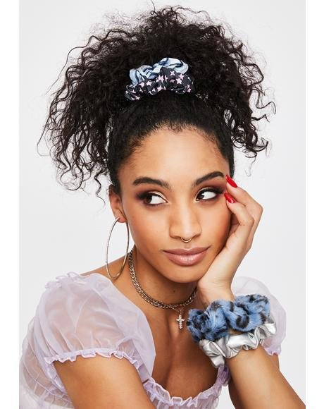 Going Postal Scrunchie Set