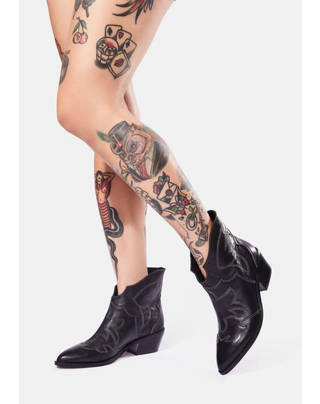 Fiona Cowboy Boots