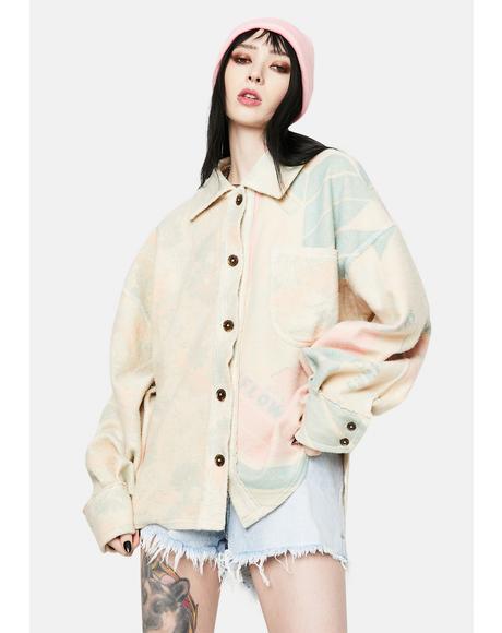 Kiwi Shirt Jacket