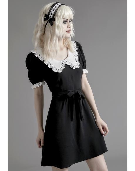 Lonely Soul Babydoll Dress