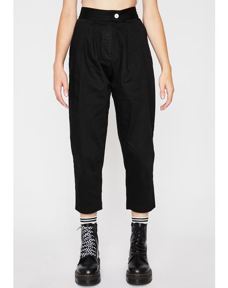 Professional Badazz Cropped Pants