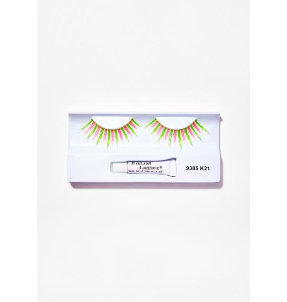 Kryolan Show Bizz K21 Eyelashes