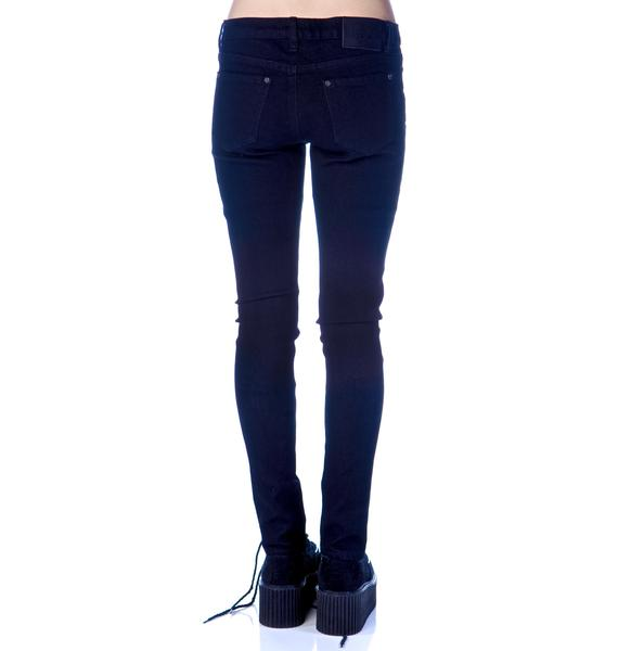 Iron Fist Wishbone Skinny Jeans