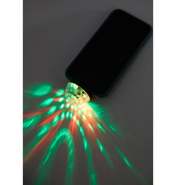 House Party Phone Disco Light