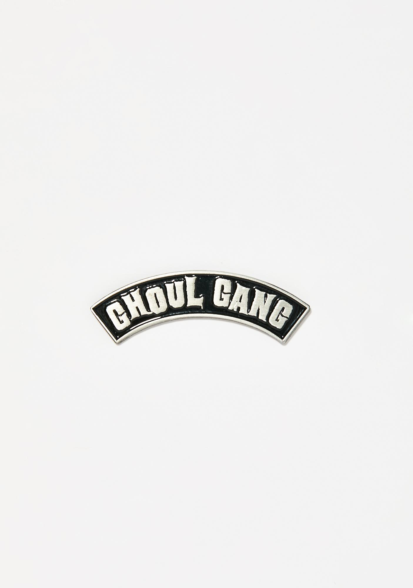 Sourpuss Clothing Ghoul Gang Enamel Pin