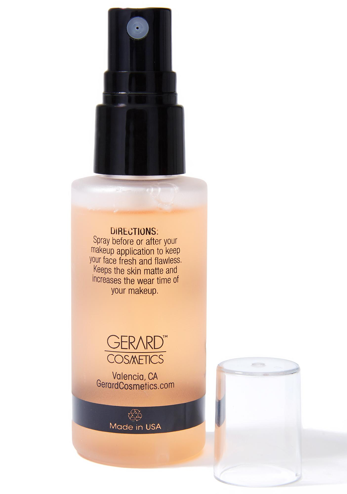 Gerard Cosmetics Peach Slay All Day Setting Spray