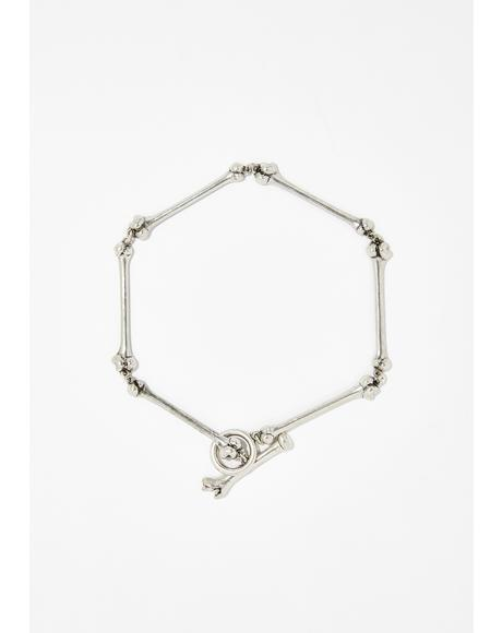 Bone Collector Toggle Choker