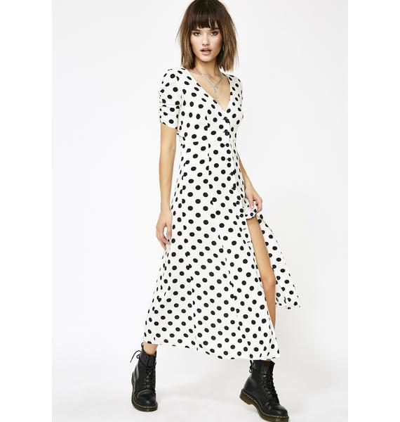 Kiki Riki Slow Roll Maxi Dress
