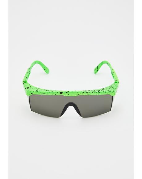 Slime Hydro Bliss Shield Sunglasses