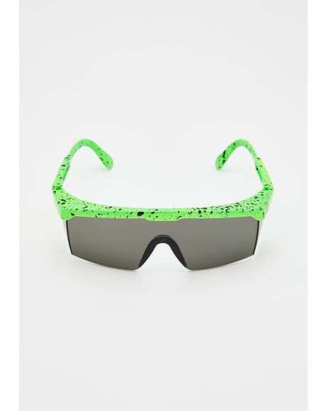 Slime Hydro Bliss Shield Sunglasses