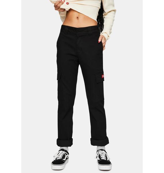 Dickies Girl Straight Leg Cargo Pants