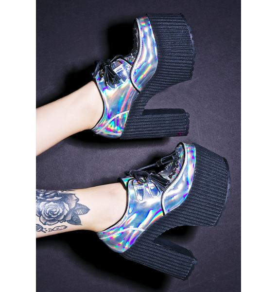 Current Mood Hologram Creep Queen Platforms