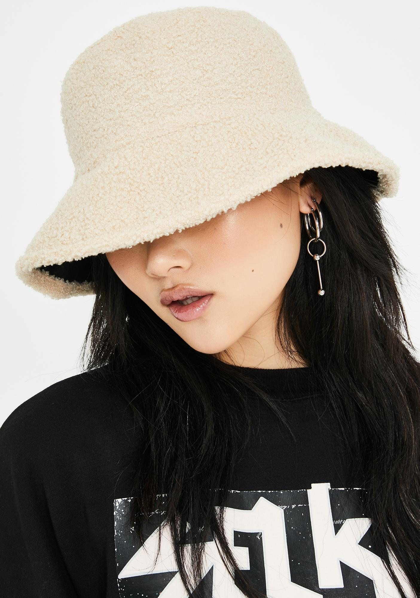 Charcoal Makin' Moves Bucket Hat