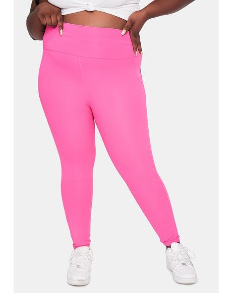 Lil Sweet Complex Flex Sporty Leggings