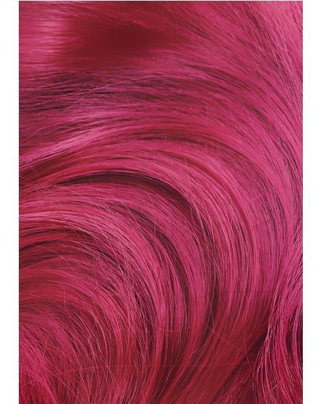 Strawberry Jam Unicorn Hair Dye