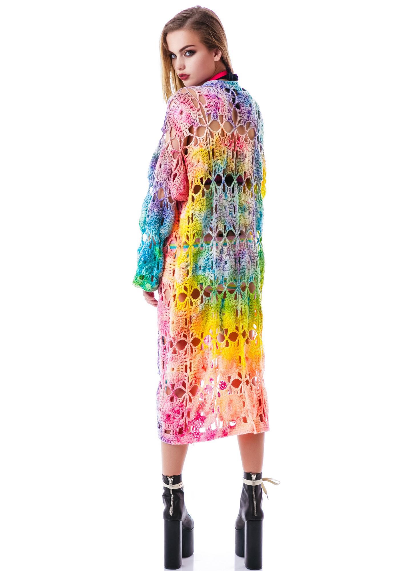 UNIF Tie Dye Astra Duster