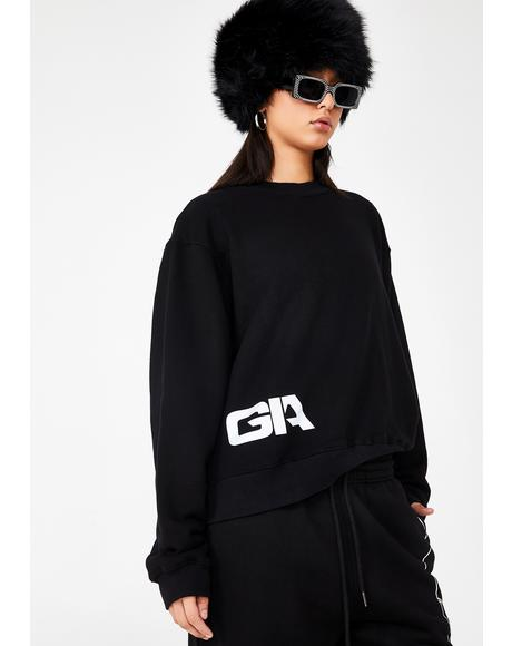 Taja Reflective Sweater