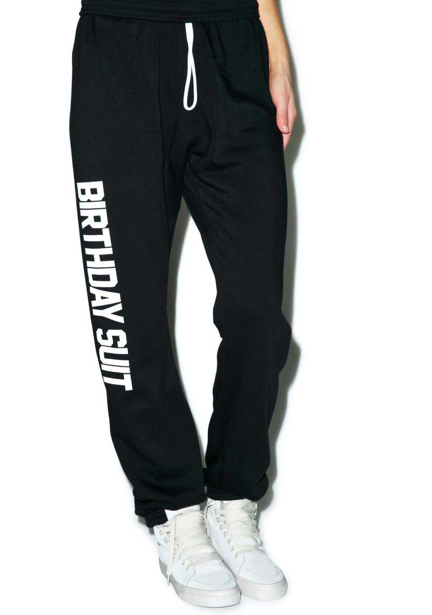 Private Party Birthday Suit Sweatpants